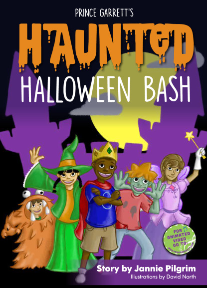 Halloween Book Cover