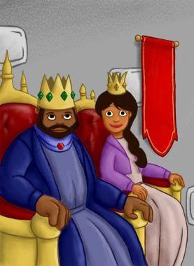 Prince Garrett's Parents