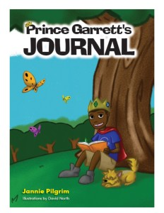 Prince Garrett Journal front