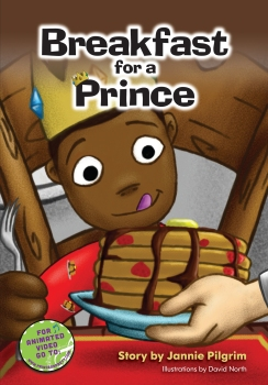 Breakfast for a Prince 20183399_Cover