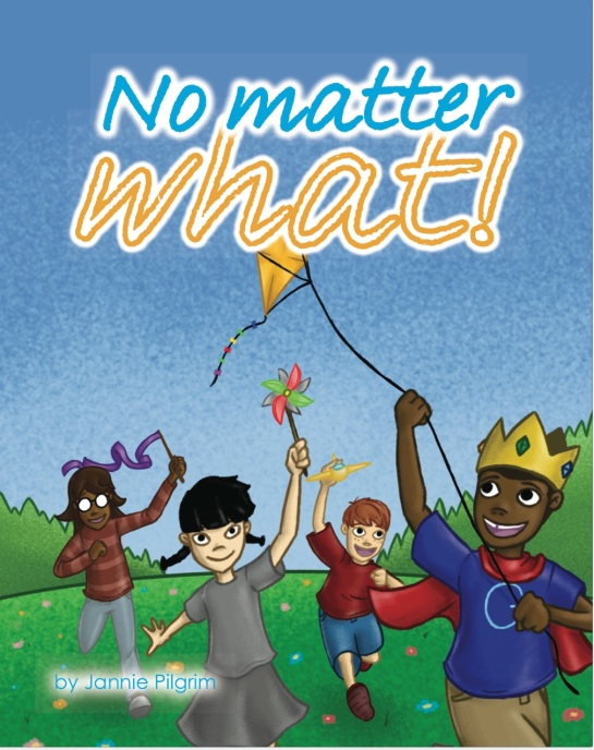No Matter What! book cover