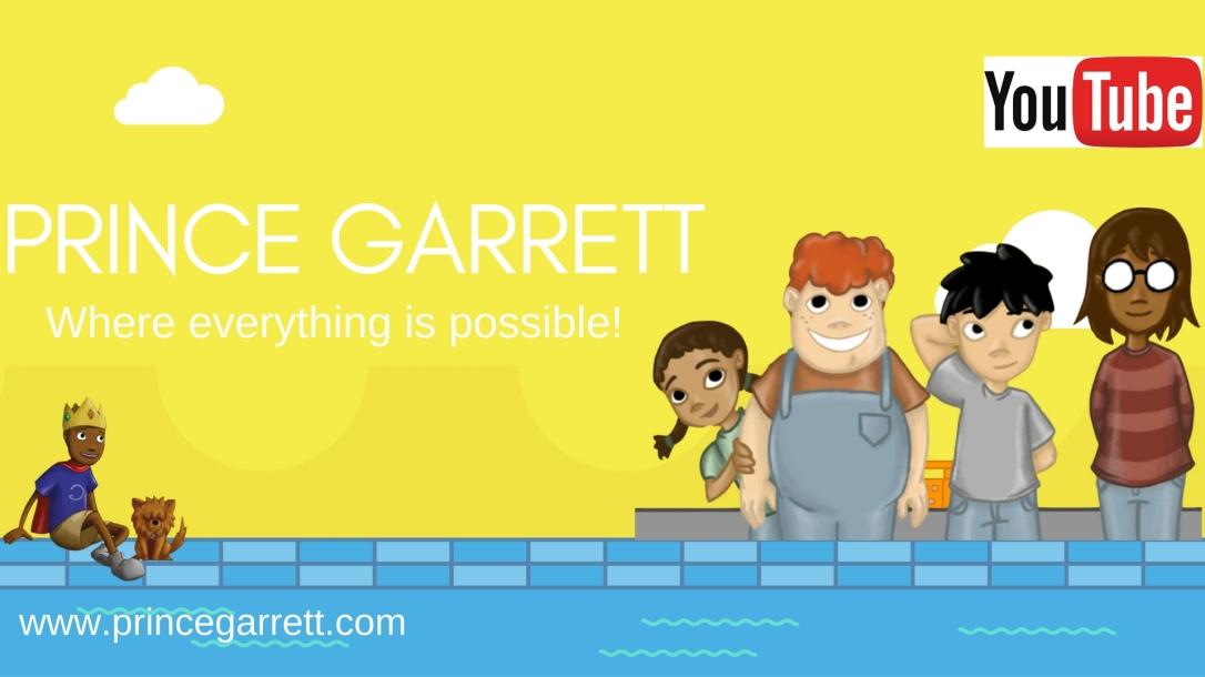 YouTube Prince Garrett